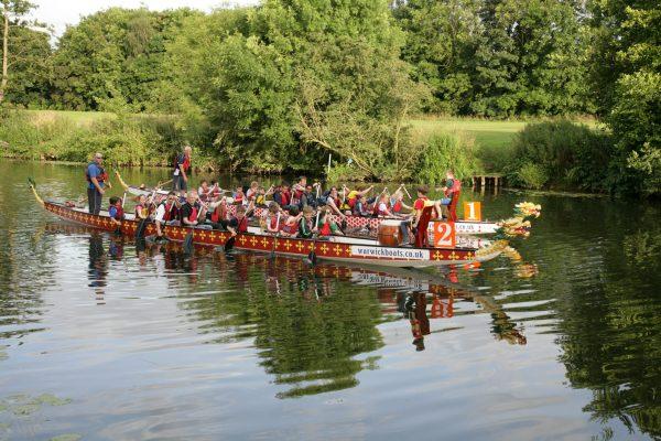 Dragon Boat Juniors Event