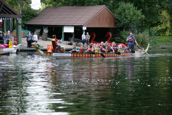 Dragon Boat Party