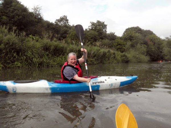 Discover Kayaking Day Course