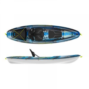 Pelican Sentinel 100x Exo Sit on top Kayak