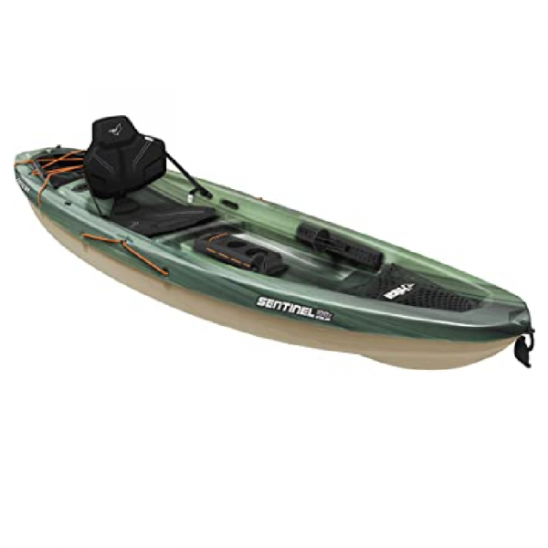 Pelican Sentinel Angler 100x Sit on top kayak