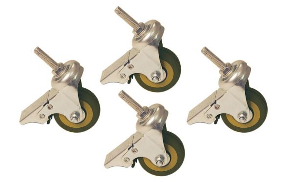 Malone FS Rack Castors - set of 4 MPG333