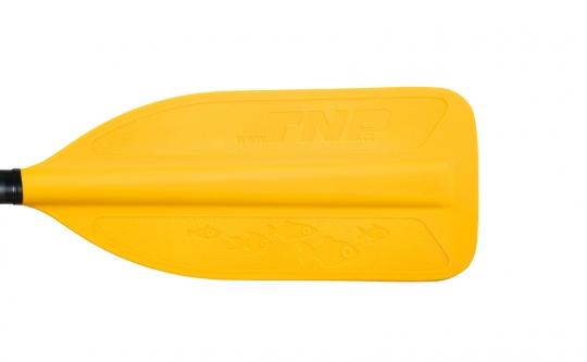 TNP Junior Canoe paddle 115cm (600.0) Yellow
