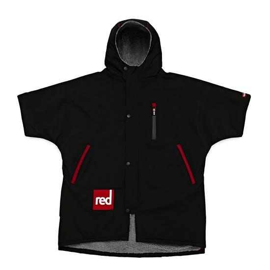 Red Original Kids Pro Change Jacket Short Sleeve
