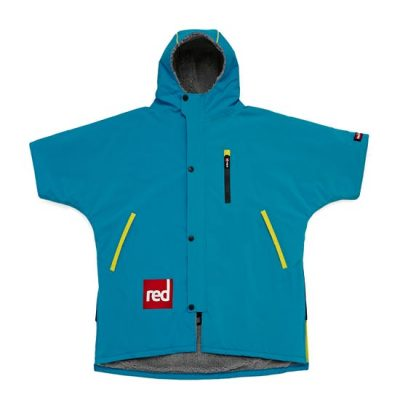 Red Original Kids Pro Change Jacket Short Sleeve