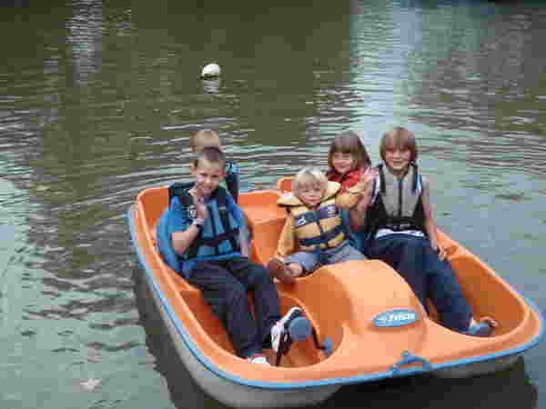 Fun Boating Session (School and Youth Group)