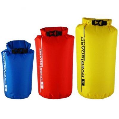 OverBoard 3L + 6L + 8L Dry Bag Multipack