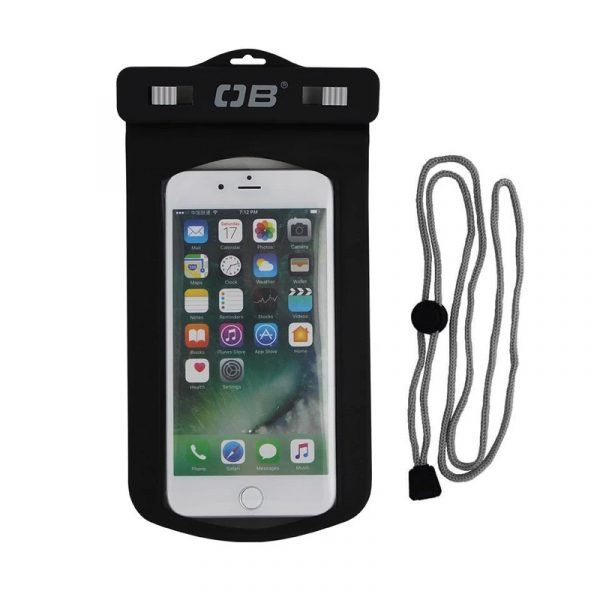 OverBoard Window Phone Case Large Black