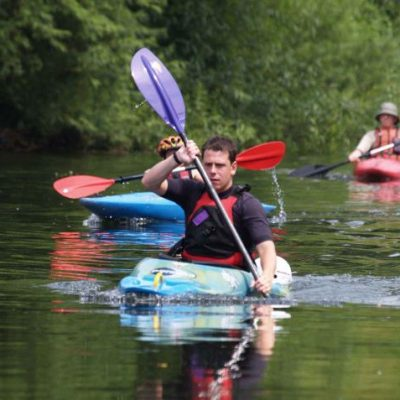 Kayak or Canoe Taster