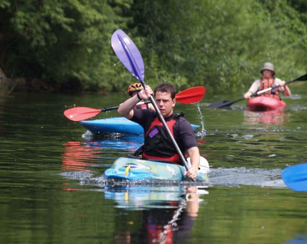 Kayak or Canoe Taster