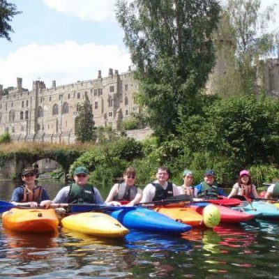 Canoe or Kayak to Warwick Castle