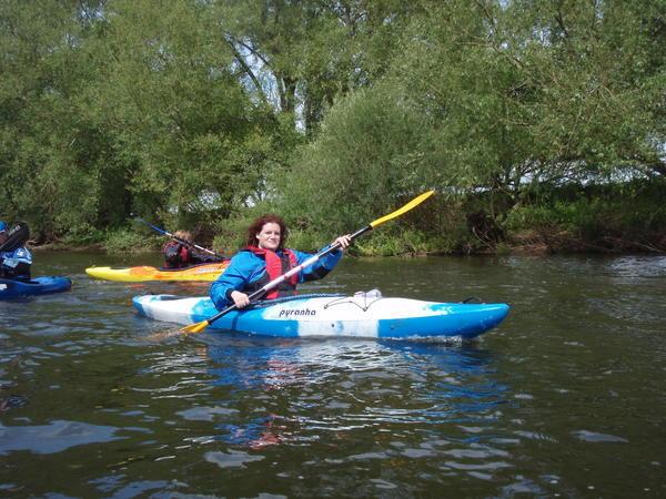 Adult Kayak Taster