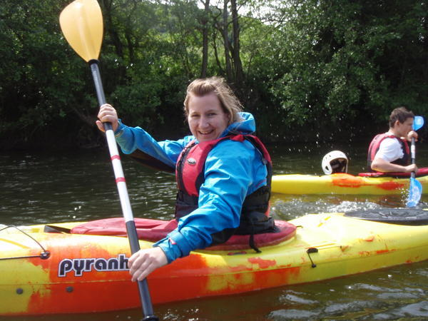 Introduction To Kayaking Course