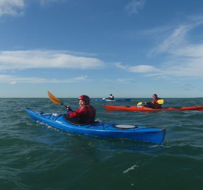 Anglesey Sea Kayak Weekend