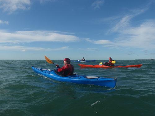 Anglesey Sea Kayak Weekend