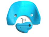 Future Beach Parts - Pedal Boat - Backrest & Clip 'XSM' - Blue