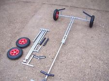 Folding Launch Trolley Small