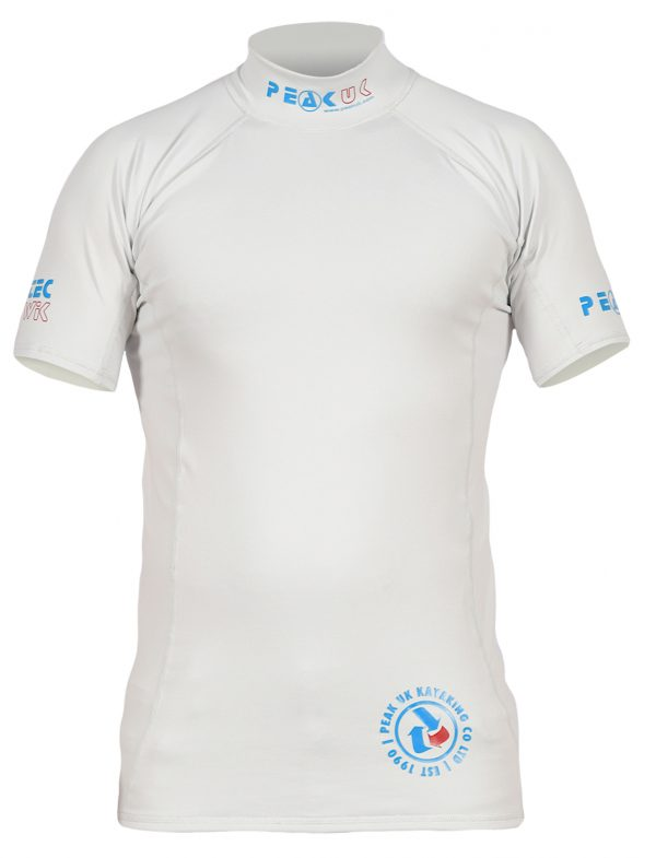 Peak UK Tecwik Rash Vest, Short Sleeved