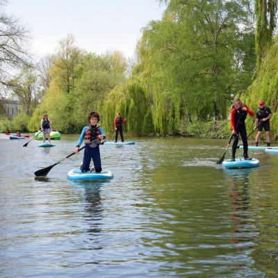 Discover Paddleboarding for kids